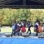 występ zespołu pieśni i tańca