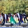 występ zespołu piesni i tańca